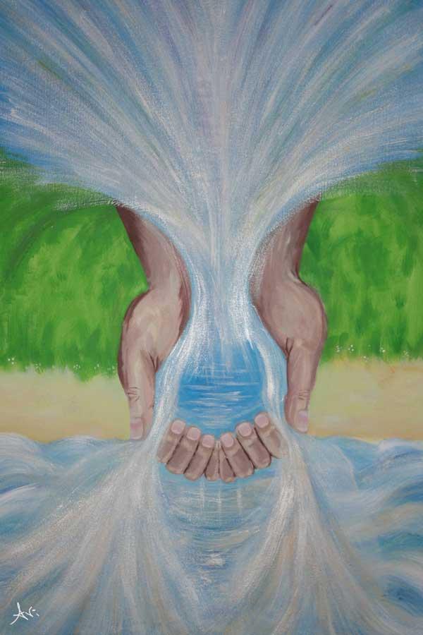 Fontein van Levend water