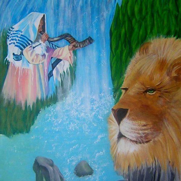 De leeuw en de profeet